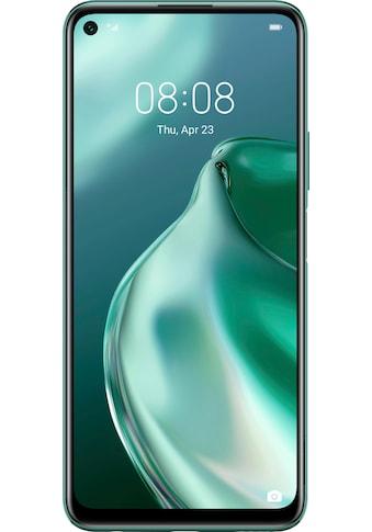 """Huawei Smartphone »P40 lite 5G«, (16,51 cm/6,5 """" 128 GB Speicherplatz, 64 MP Kamera), 3 Jahre Garantie kaufen"""