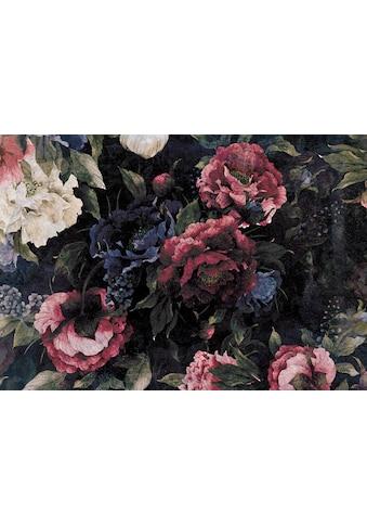 CONSALNET Vliestapete »Bunter Blumen Mix«, in verschiedenen Grössen kaufen