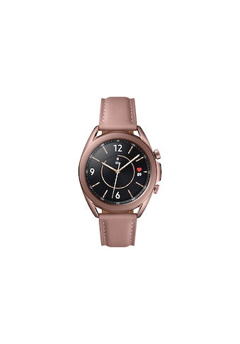 Samsung Smartwatch »Galaxy Watch 3 LTE 41mm Bronze« ( kaufen