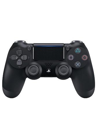 Sony PlayStation 4-Controller »Dualshock 4 Schwarz« kaufen
