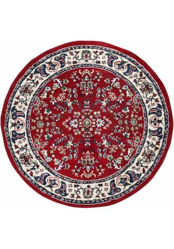 Teppich, »Orient«, Andiamo, rund, Höhe 10 mm, maschinell gewebt kaufen