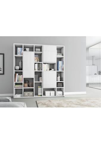 fif möbel Raumteilerregal »TORO 540-1«, Breite 214 cm kaufen