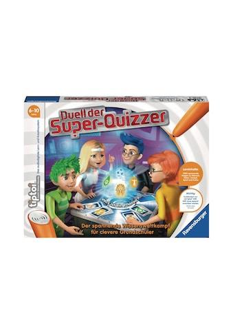 Spiel, Tiptoi, »Duell der Super - Quizzer« kaufen