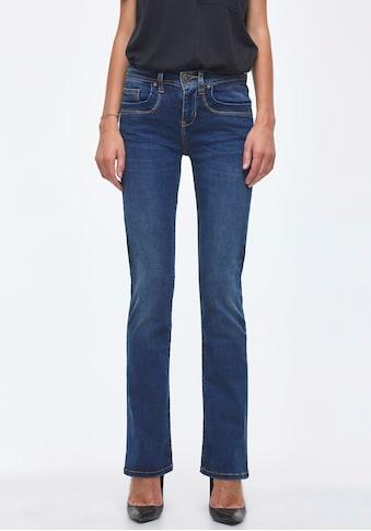 LTB Bootcut-Jeans »VALERIE X«, mit Stickerei auf Backpocket kaufen