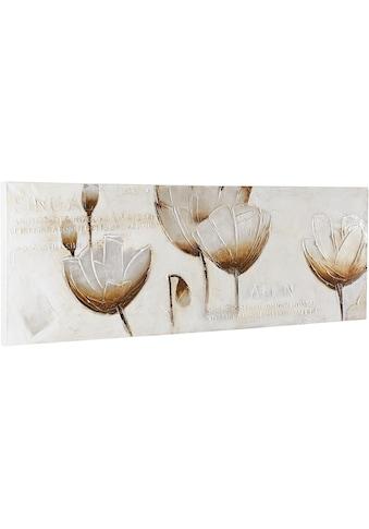 Premium collection by Home affaire Gemälde »Flowers« kaufen