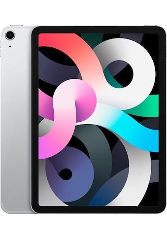 Apple Tablet »iPad Air Wi-Fi + Cellular 256GB«, inkl. Ladegerät kaufen