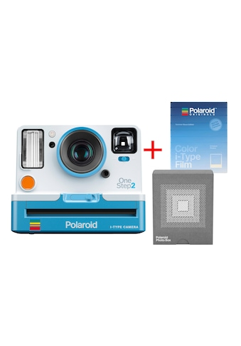 Fotokamera, Polaroid Originals, »Everythingbox Summer Blue Limited Edition Blau« kaufen