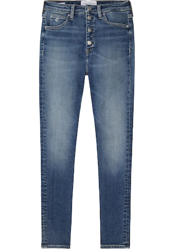 Calvin Klein Jeans Skinny - fit - Jeans »HIGH RISE SUPER SKINNY ANKLE« kaufen
