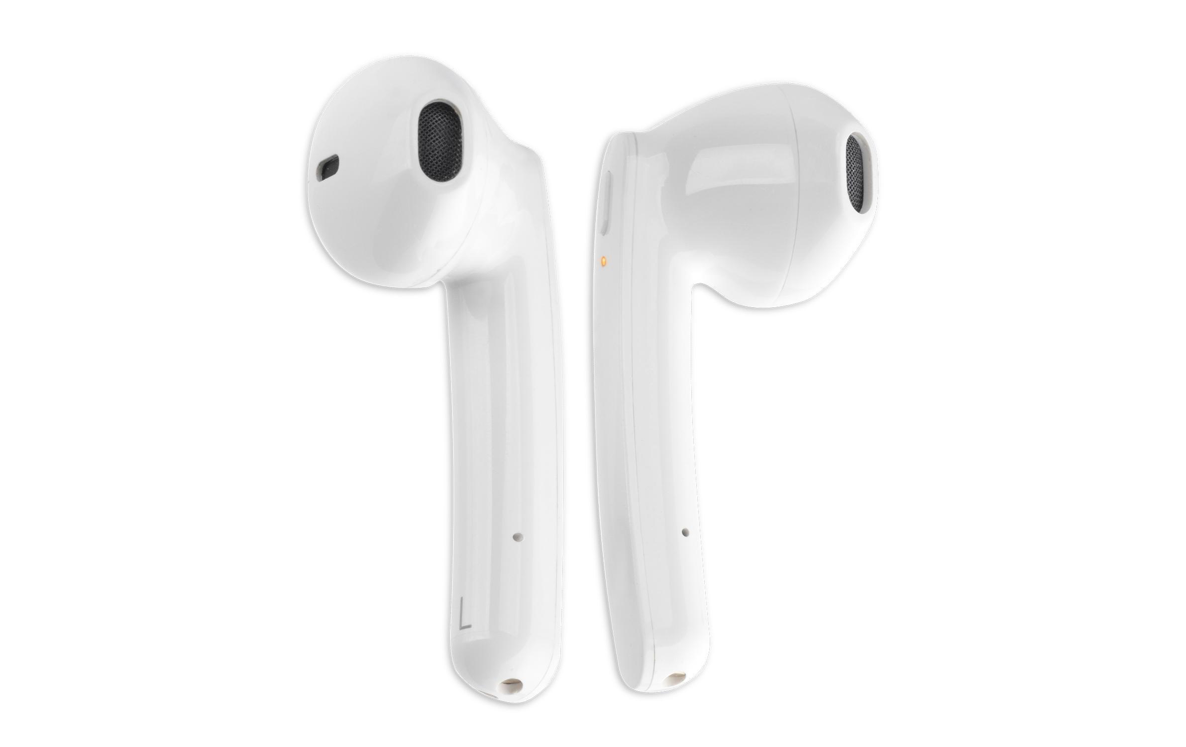 Image of 4smarts wireless In-Ear-Kopfhörer »Eara SkyPods Weiss«, True Wireless