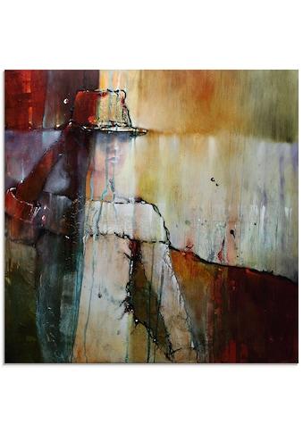 Artland Glasbild »Elena mit Hut« kaufen