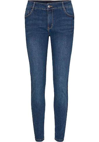soyaconcept 5-Pocket-Jeans »SC-KIMBERLEY PATRIZIA«, in dark blue, schmal geschnitten kaufen