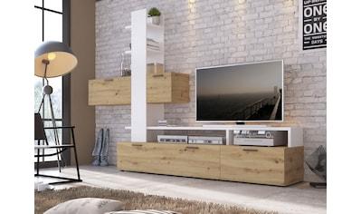 my home Wohnwand »Easy« (Set, 5 - tlg) kaufen