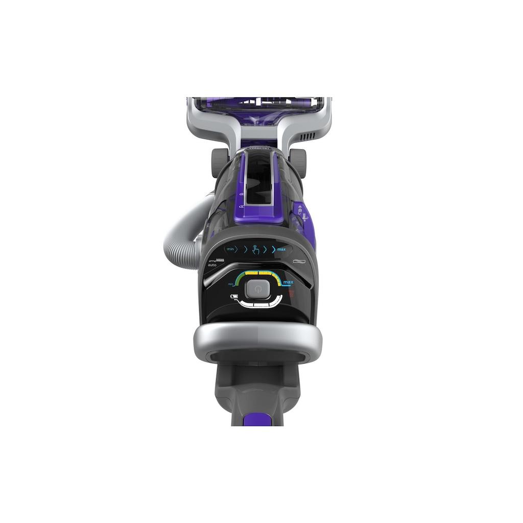 Black + Decker Akku-Stielstaubsauger »2in1 Multipower Pet«