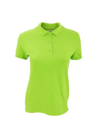 Gildan Poloshirt »Damen Premium Polo - Shirt, Kurzarm« kaufen