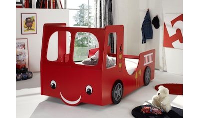 Autobett, für kleine Feuerwehrleute kaufen