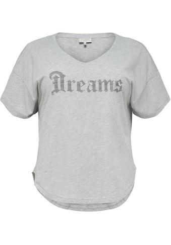 ONLY CARMAKOMA V-Shirt, Mit V-Ausschnitt kaufen