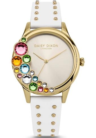 DAISY DIXON Quarzuhr »LILY #30, DD185W«, (Set, 2 tlg., mit Clutch) kaufen