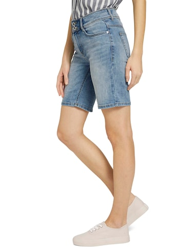 TOM TAILOR Jeansbermudas »Alexa«, mit krempelbarem Bein kaufen