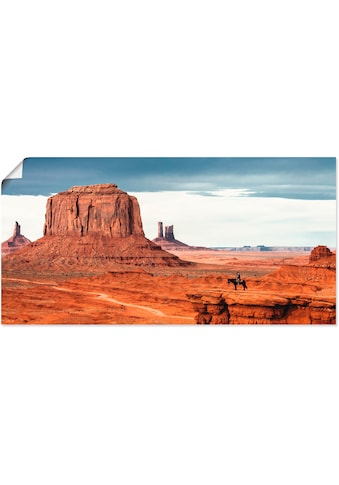 Artland Wandbild »Colorado  -  Utah Monument Valley« kaufen
