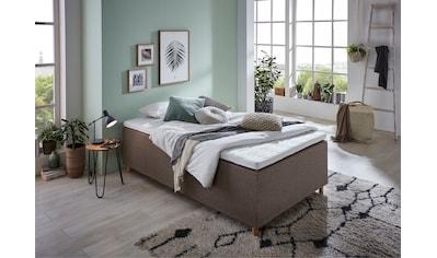 Home affaire Boxbett »Thorsby«, Boxbett ohne Kopfteil, frei im Raum stellbar, gut... kaufen
