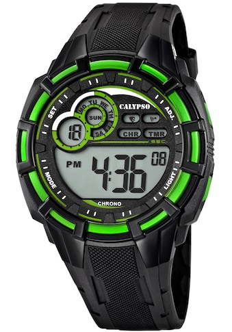 CALYPSO WATCHES Chronograph »Digital For Man, K5625/3« kaufen