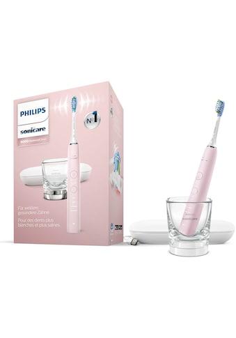 Philips Sonicare Schallzahnbürste HX9911 DiamondClean Premium, Aufsteckbürsten: 1 Stk. kaufen