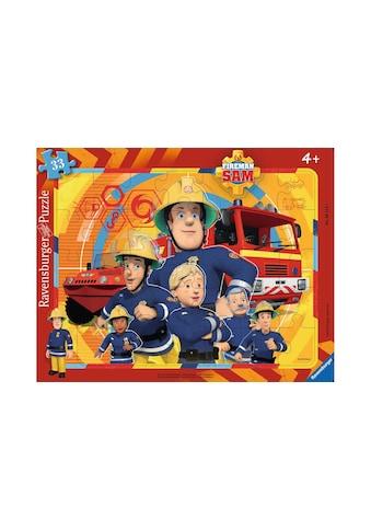 Ravensburger Puzzle »Sam, der Feuerwehrmann« kaufen