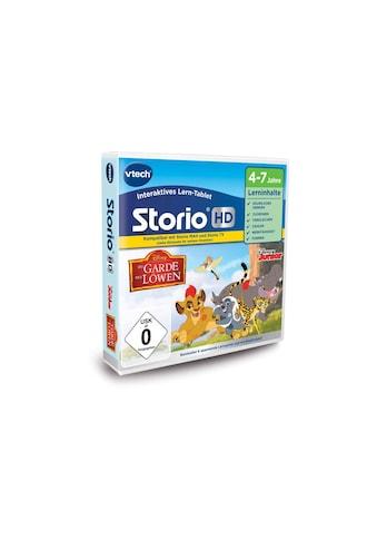 Storio Lernspiel, VTech, »Die Garde der Löwen« kaufen