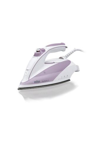 Dampfbügeleisen, Braun, »TexStyle 5 TS505 Violett Weiss« kaufen