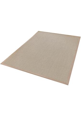 Dekowe Sisalteppich »Brasil«, rechteckig, 10 mm Höhe, Obermaterial: 100% Sisal, Wunschmass, Wohnzimmer kaufen
