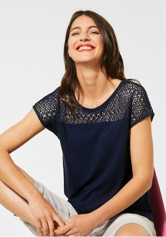 STREET ONE T - Shirt »Vianna« kaufen