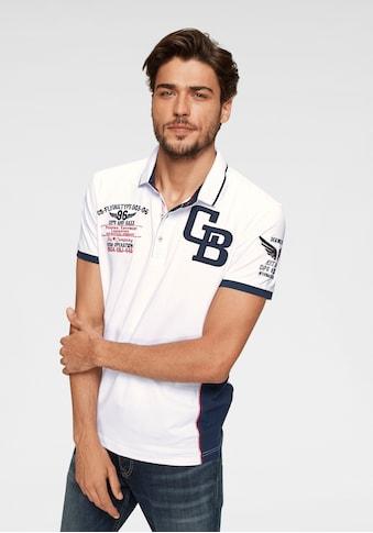 Cipo & Baxx Poloshirt »CB« kaufen