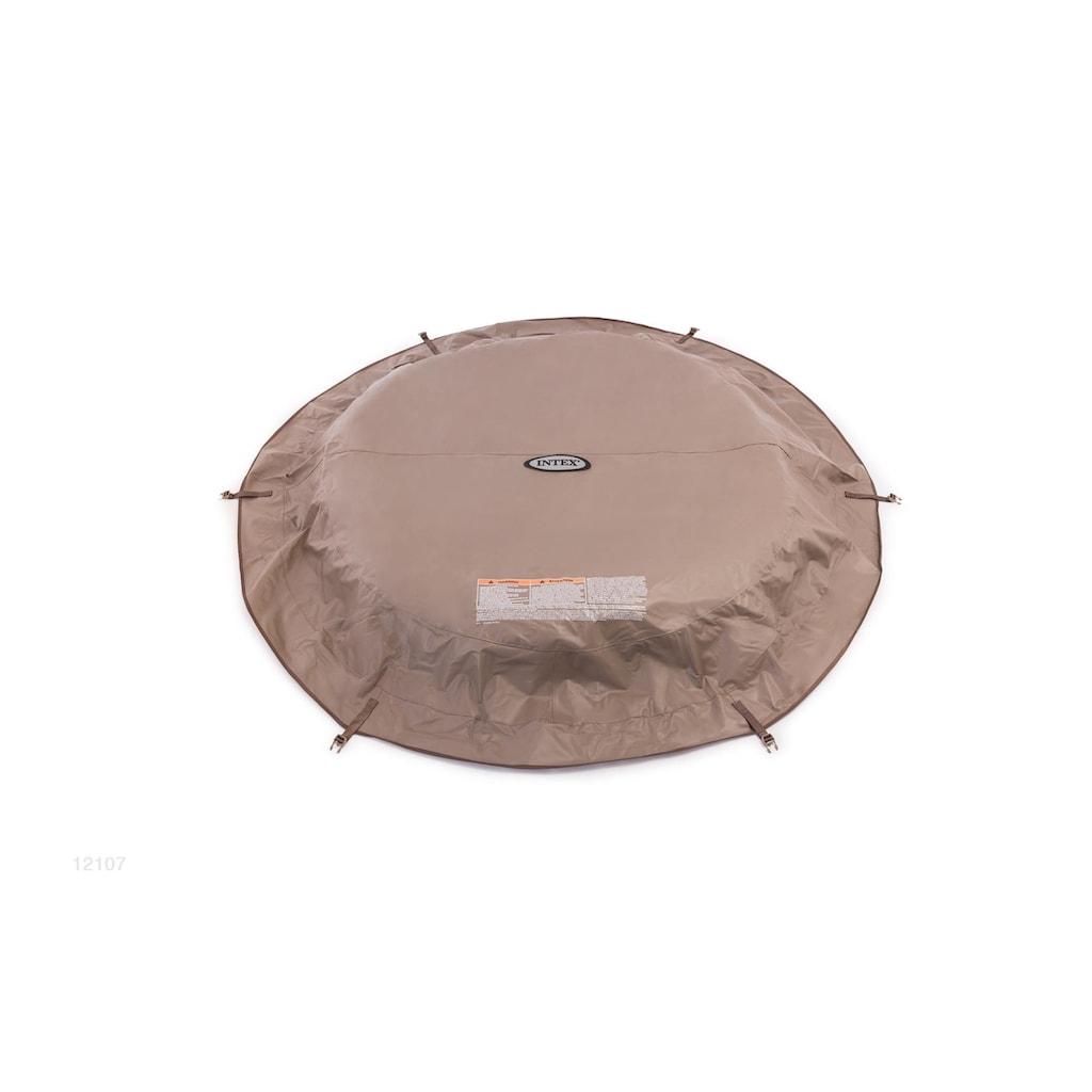 Intex Bodenschutzplane »Intex Whirlpool-Abdeckung für den runden 6 Personen Spa«