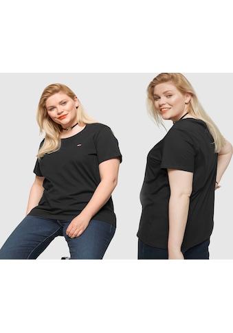 Levi's® Plus T-Shirt »Perfect Crew« kaufen