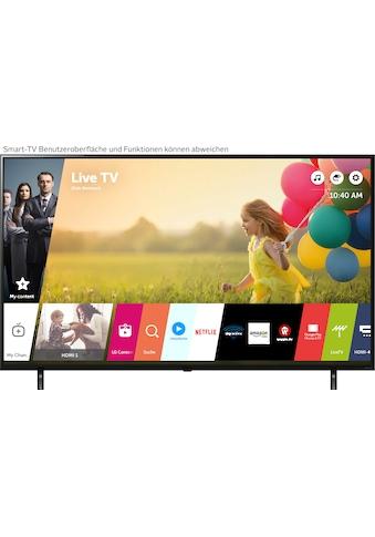 "LG LCD-LED Fernseher »55NANO809PA«, 139 cm/55 "", 4K Ultra HD, Smart-TV, NanoCell kaufen"