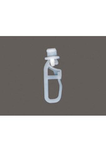 Gerster Gardinenhaken »Gardinenlegehaken mit Drehgleiterkopf«, (Packung, 100 St.) kaufen