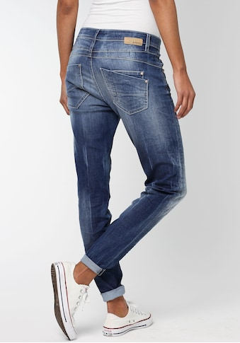 GANG Relax-fit-Jeans »Amelie Relaxed Fit«, mit Used-Effekten kaufen