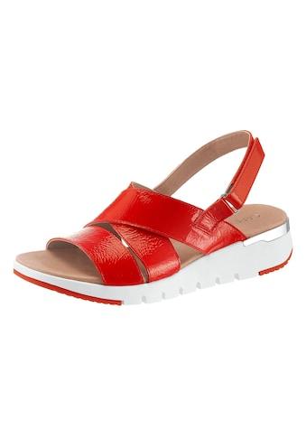 Caprice Sandale mit rutschhemmender Gummi - Laufsohle kaufen