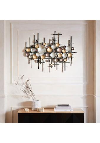 Guido Maria Kretschmer Home&Living Wanddekoobjekt »Lightlex«, Wanddeko, aus Metall kaufen
