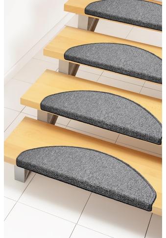Stufenmatte, »Bob«, Andiamo, halbrund, Höhe 4,5 mm, maschinell getuftet kaufen