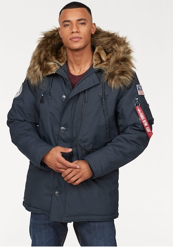 Alpha Industries Parka »POLAR JACKET« kaufen