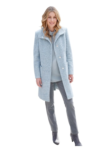 Isabell Schmitt Collection Mantel aus hochwertigem Multicolour - Bouclégarn kaufen