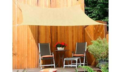 Floracord Sonnensegel, BxT: 400 x 500 cm kaufen