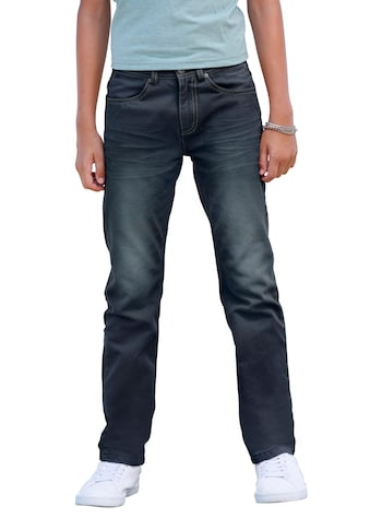 Arizona Stretch-Jeans, regular fit mit geradem Bein kaufen