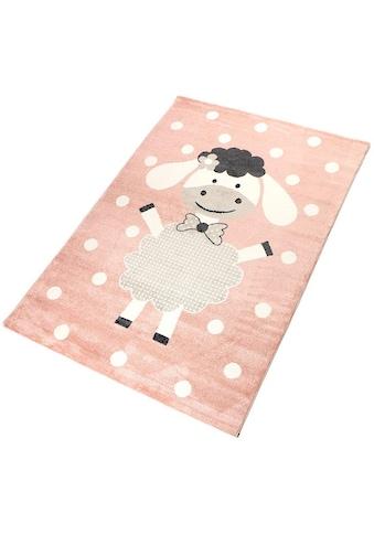 Living Line Kinderteppich »Dolly«, rechteckig, 12 mm Höhe, Spielteppich,... kaufen