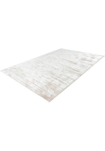 Teppich, »Bamboo 900«, LALEE, rechteckig, Höhe 13 mm, handgewebt kaufen