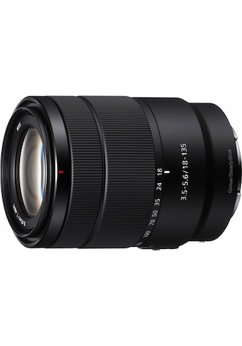 Sony »SEL - 18135« Zoomobjektiv kaufen