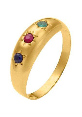 Ring mit verschiedenen Steinen kaufen