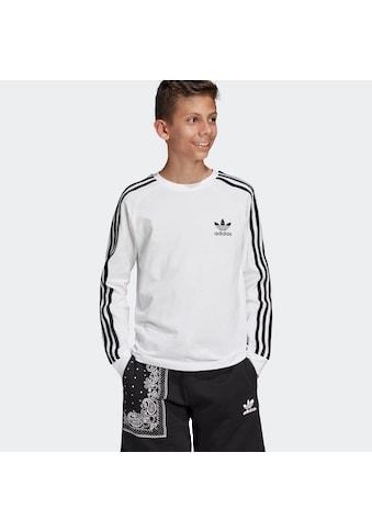 adidas Originals Langarmshirt »3-STREIFEN LONGSLEEVE« kaufen