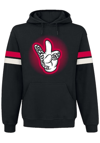 Disney Kapuzensweatshirt »Mickey & Minnie Mouse Mickey Mouse V!« kaufen